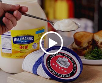 Hellmann heavy mayo